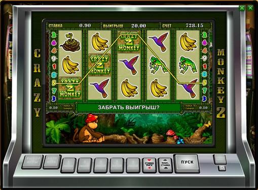 Bonificación de combinación de slot Crazy Monkey 2