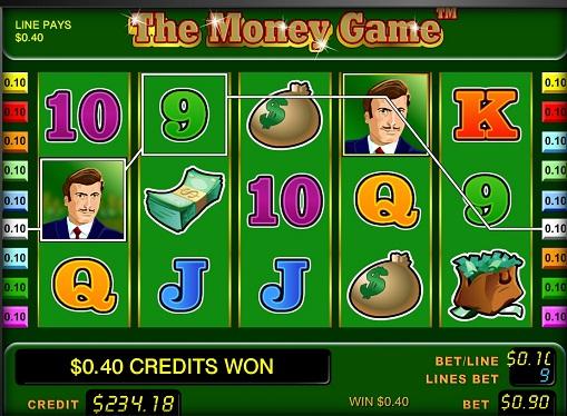 Money Game juega el tragamonedas en línea